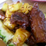 Paleo Pineapple Crock Pot Ribs