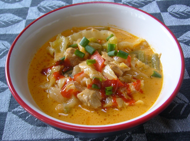 crock pot curry with coconut crock pot indonesian chicken coconut milk ...