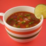 Easy & Cool Gazpacho