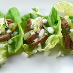 Slow Cooker Tacos Al Pastor (pineapple chile pork)