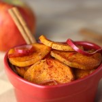 Cinnamon & Cayenne Sweet Potatoes and Apples