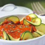Paleo Slow Cooker Red & Yellow Pepper Marinara Sauce