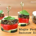 Slow Cooker Mojito Pork & Summer Sliders