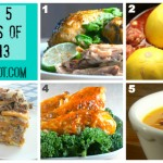 PaleoPot's Top 5 Recipes of 2013