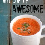 Hot Cup of Awesome (Paleo)