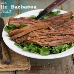 Slow Cooker Chipotle Barbacoa Brisket